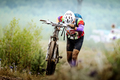 Athlete Cyclist Mountainbiker