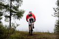 Back Racer Mountainbiker