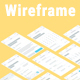 120+ Sked UX Wireframe