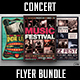 Concert Flyer Bundle