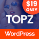 TopZ - Responsive WooCommerce WordPress Theme