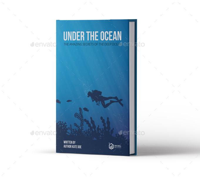 Graphicriver Book Cover Template Vol ~ Book cover template vol by owpictures graphicriver