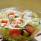Bowl of Fresh Mixed Green Salad
