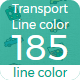 Transport Line Color Icons