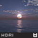 High Resolution Sky HDRi Map 062