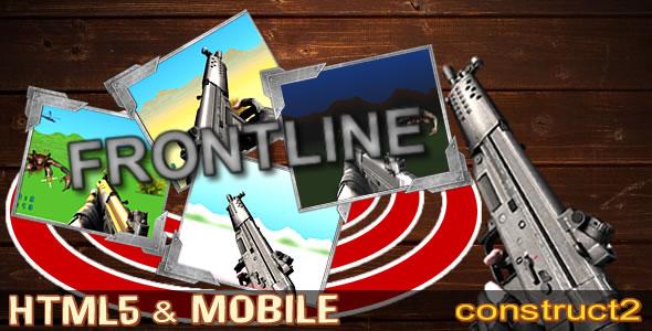 Download Frontline 3D SHOT – (.capx + html5)