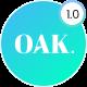 OAK - Creative Portfolio WordPress Theme