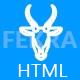 Gazelle - Fully Responsive Multi-Purpose HTML5 Website Template