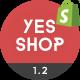 YESSHOP | Responsive Multi-Purpose Shopify Theme -  Fashion,Clothing,Minimal,Glasses,Baby