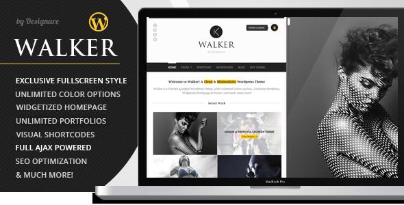 Walker WordPress Theme