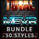 50 Text Effects - Bundle Vol. 01