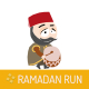 Ramadan Run Game Template For Android IOS and Buildbox