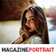 15 Magazine Portrait Lightroom Presets