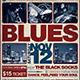 Blues Festival Flyer Template