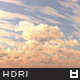 High Resolution Sky HDRi Map 064
