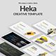 Heka Creative Keynote Template