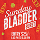 Bladder Burst Flyer