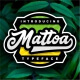 Mattoa - Logotype Maker