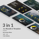 Jun Bundle 2 - Creative Google Slide Template