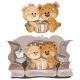 Brown Teddy Bears Sitting Watching Cinema