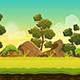 Fresh Game Background