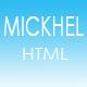 Mickhel – Creative Portfolio Template (Portfolio)