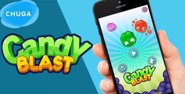Download Candy Blast - match3 game, capx