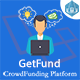 GetFund - A Professional Laravel Crowdfunding Platform