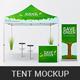 Tent Mockup Vol.1
