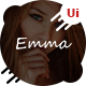Emma - Responsive Email Template Minimal