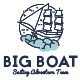 Big Boat Creative Logo Template