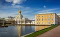 Heraldic Corps  in the Grand Peterhof Palace