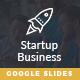 Startup Business Pitch Deck Google Slides Template