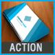 3D Card Pile Action