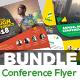 Event Summit Conference Flyer Bundle V3