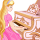 Princess Playing the Piano