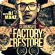 Factory Restore Guest Dj Flyer