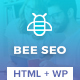 Bee SEO – Marketing WordPress Theme (Marketing)
