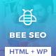 Download Bee SEO - Marketing WordPress Theme from ThemeForest