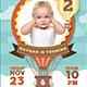 Baby Birthday Invitation
