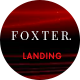 Foxter - Ecommerce HTML PRO Landing Page