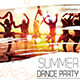 Summer Dance Flyer