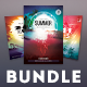 Summer Flyer Bundle Vol.17