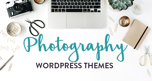 Bestselling Themes for Photographers