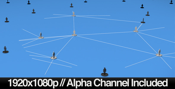 Networking to More and More People & Alpha Channel