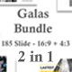 Galas Bundle - Creative Keynote Template