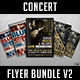 Concert Flyer Bundle V2