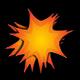 Tannerite Explosion 06