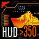 HUD Hyper Pack 350