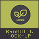 Branding Identity Mock-Up Set 4